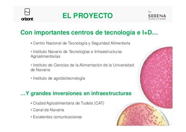 • Centro Nacional de Tecnología y Seguridad Alimentaria • Instituto Navarro de Tecnologías e Infraestructuras Agroalimenta...