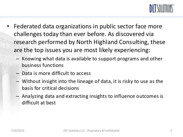Is Your Agency Data Challenged? Slide 2
