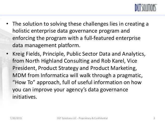 Is Your Agency Data Challenged? Slide 3