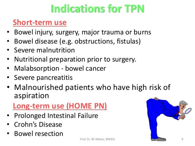 7. tpn for critically ill patients