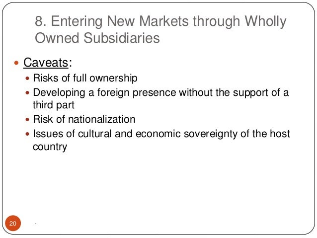 strategies for market entries in emerging 3 institutional strategies in emerging markets in an increasingly complex and integrated global economy, a significant challenge for organizations is navigating institutionally diverse contexts – each posing a different set of.