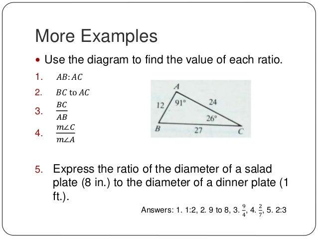 ratios and proportions worksheet 7 1 kidz activities. Black Bedroom Furniture Sets. Home Design Ideas