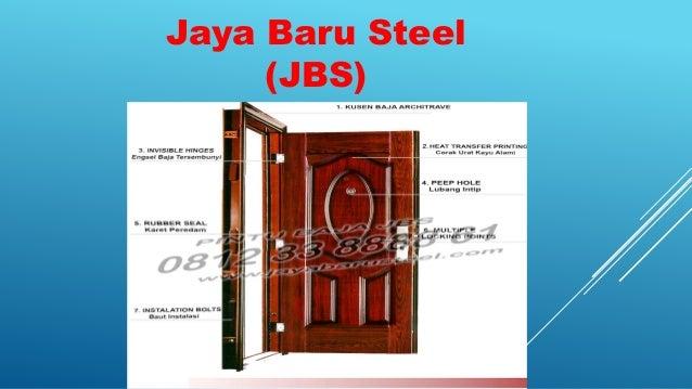 0812 33 8888 61 (JBS), Harga Pintu Rumah Terbaru, Harga ...
