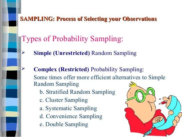 Sample size stratified sampling.