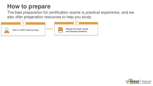 How To Prepare For Aws Certification And Advance Your