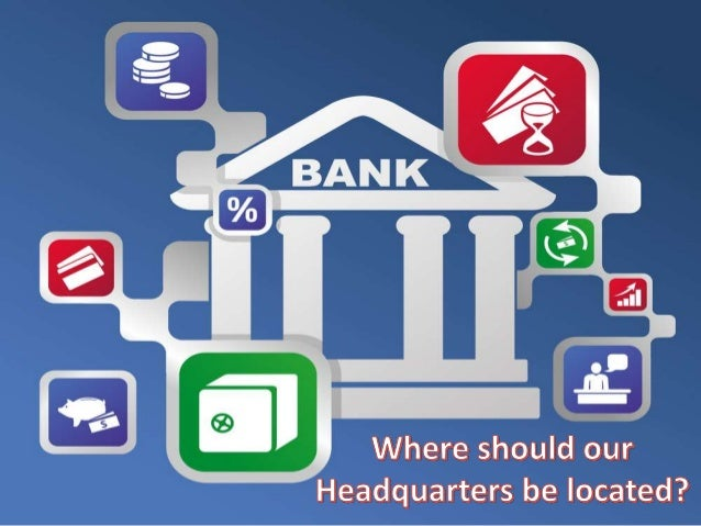 Learning objectives • To know the factors affecting the location of tertiary industries • To understand what a bank HQ mig...