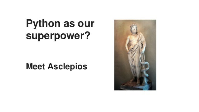 The rod of Asclepios: Machine learning in Python for cardiac image analysis, Jan Margeta Slide 3
