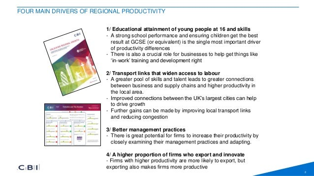Innovation Diffusion: The solution to the Productivity puzzle Slide 2
