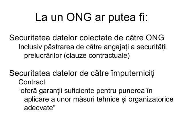 5. Puteți să informați autoritatea în cazul încălcării securității datelor?