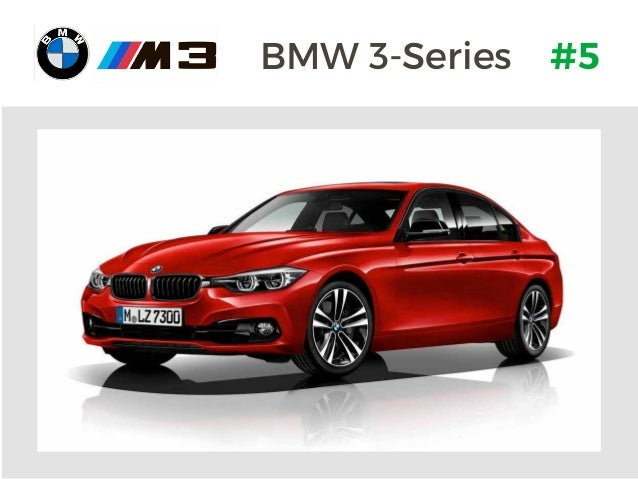 BMW 3 Series #5 ...