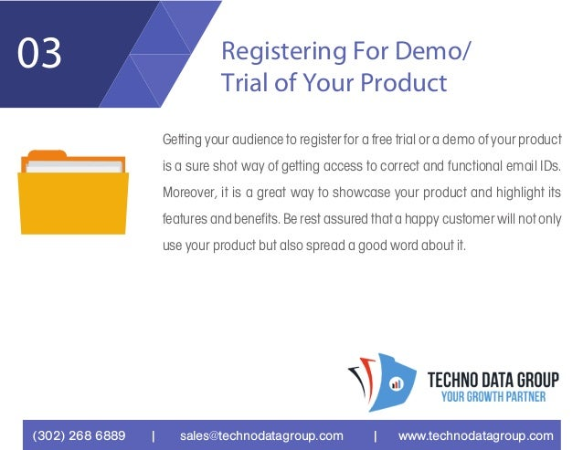 Techno Data Group | Your Growth Partner | B2B Leads