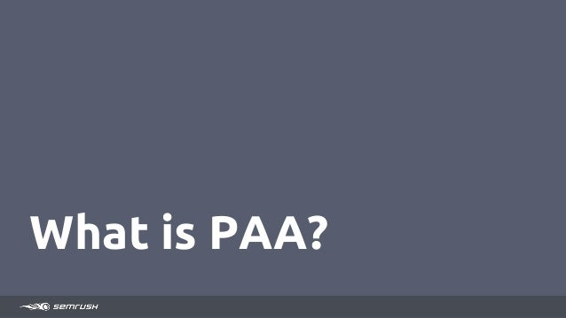 """PAA is not """"Searches related"""" at the SERP bottom 7"""