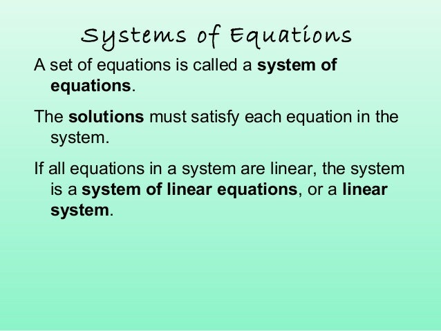 solvong the education equation Kid smart education  pre-algebra we are constantly adding new pre-algebra worksheets, so check back often  solving single variable equations.