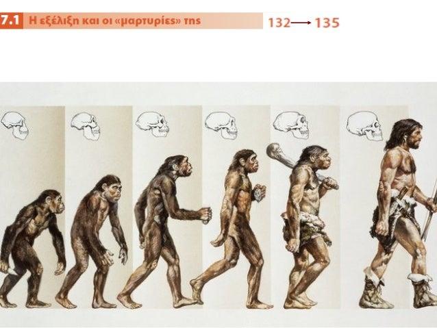 Τι γνωρίζετε για την      εξέλιξη;