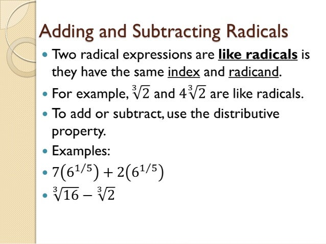 72-properties-of-rational-exponents-10-638 Simplest Radical Form Example on what is square root 450, how put, simplify number, square root 47,