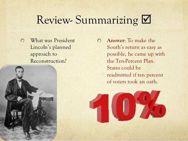 7 2 Reconstruction And Its Effects 1865 1877