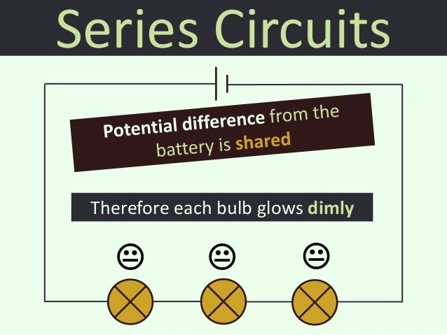 7.3 series and parallel circuits Slide 3