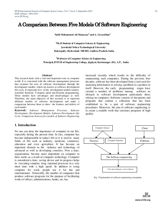 IJCSI International Journal of Computer Science Issues, Vol. 7, Issue 5, September 2010 ISSN (Online): 1694-0814 www.IJCSI...