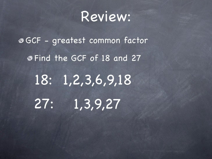 simplest form 9/18  10-10 Fractions and Simplest Form