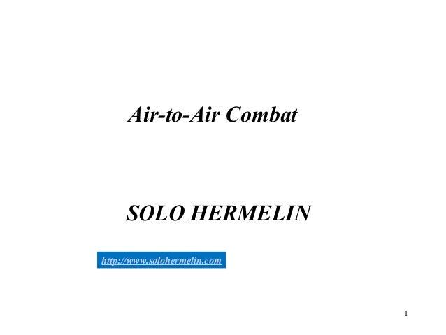 7 air-to-air combat