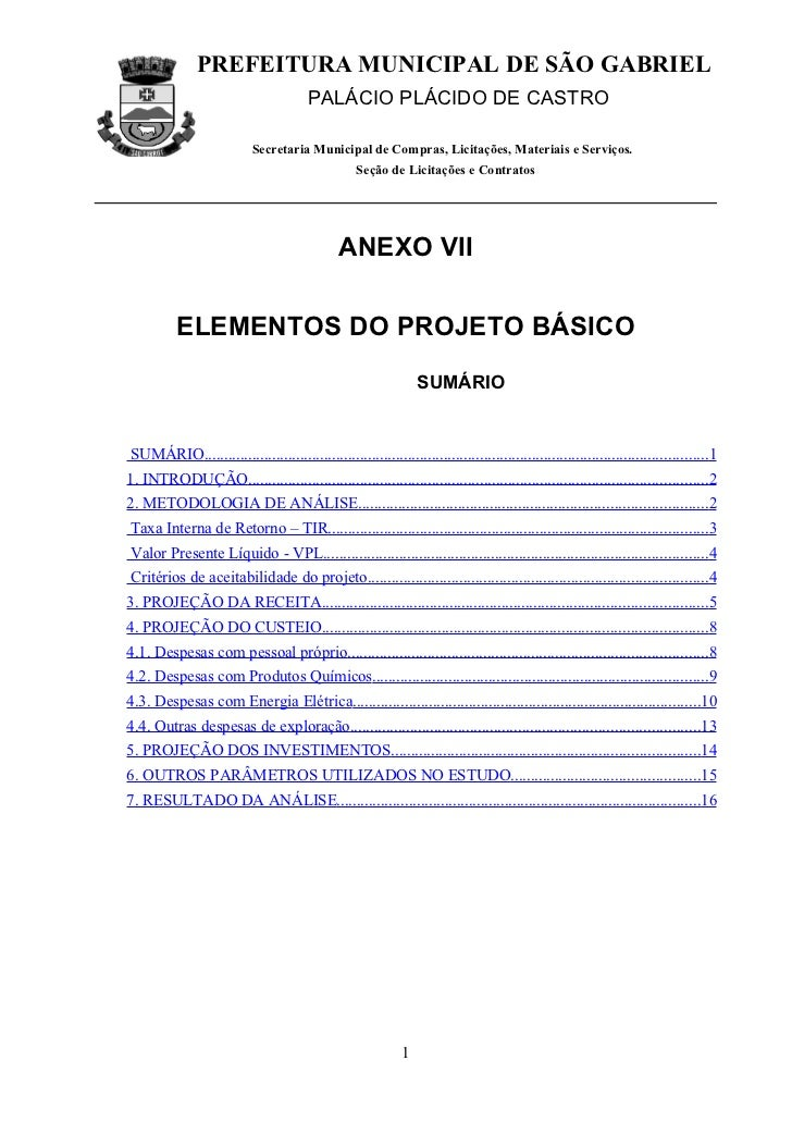 PREFEITURA MUNICIPAL DE SÃO GABRIEL                                        PALÁCIO PLÁCIDO DE CASTRO                      ...