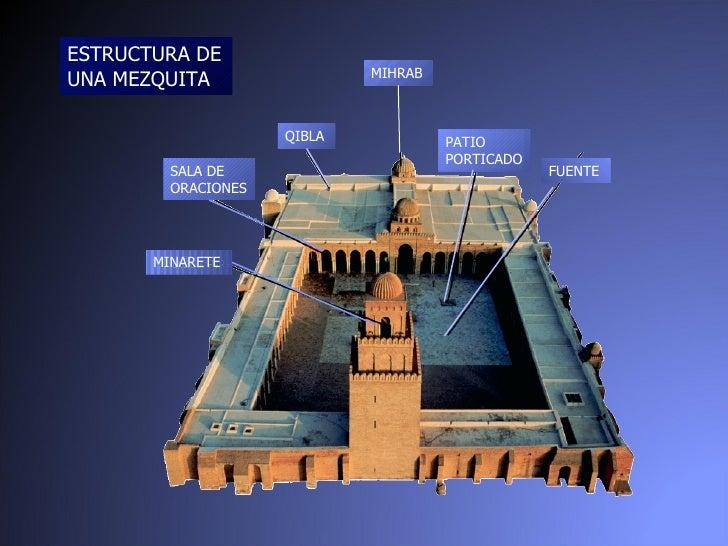 Arte isl mico la mezquita de c rdoba - La casa de la mezquita ...
