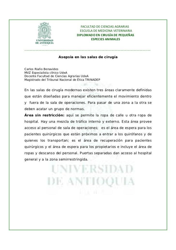FACULTADDECIENCIASAGRARIAS                                    ESCUELADEMEDICINAVETERINARIA                     ...