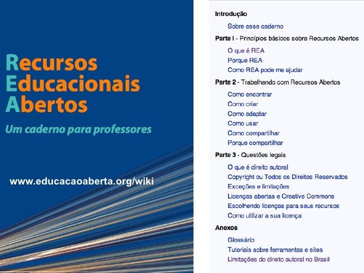 www.educacaoaberta.org/wiki 02/29/12