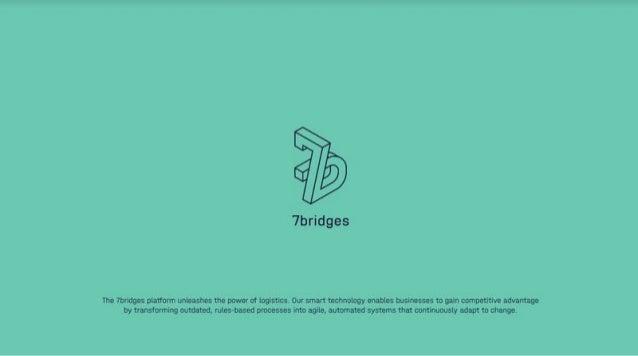 7 Bridges Pitch Deck