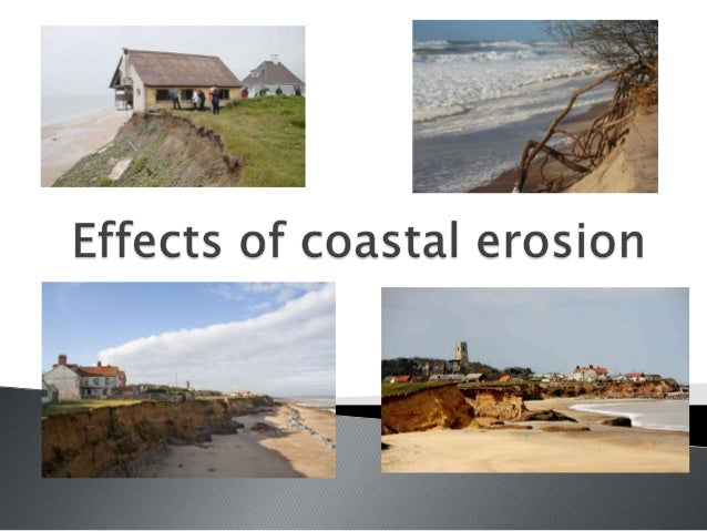 the cause and effect of beach erosion Slip-sliding away: myrtle beach erosion could explain sand loss along the us east coast sand, sea and surf--a us geological survey report takes a holistic approach to studying coastlines to determine how best to save the beaches.