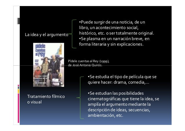 7. elaboración de una película. Slide 2