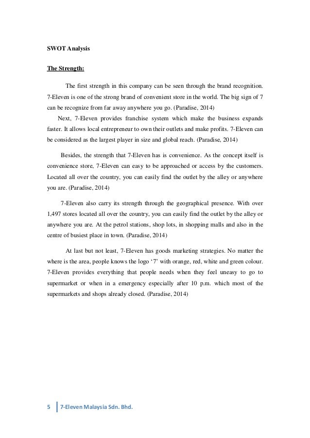 7-eleven case essay Seven- eleven japan co case analysis geeta hansdah case study on 7 eleven store chetan dhiware seven eleven japan company aamir drigh english español.