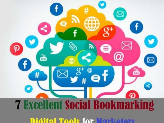 These days, one of the most effective tools for marketing is considered to be social bookmarking. It is the most viable wa...