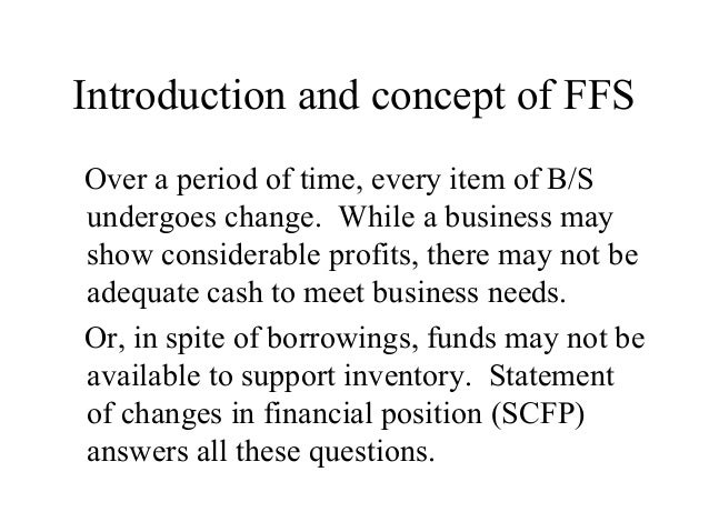7. funds flow analysis Slide 2