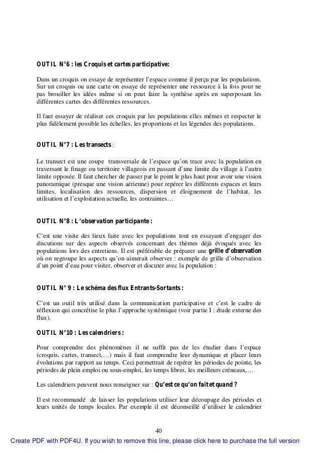 Analyse Des Besions Et Laboration De Cahier Charges