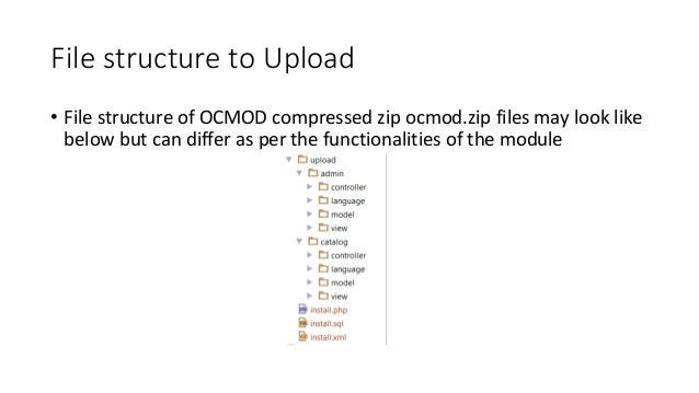 Installing OpenCart 3 module