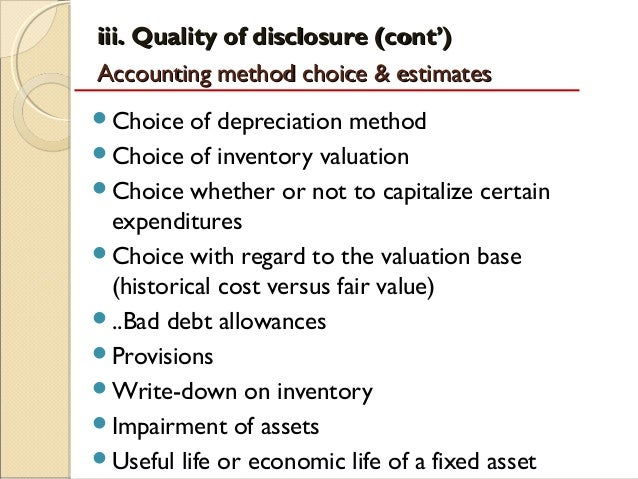 hisorical cost vs fair value Product features of fair value accounting and historical cost accounting nor is the marking of bank loans to fair value without the corresponding fair.
