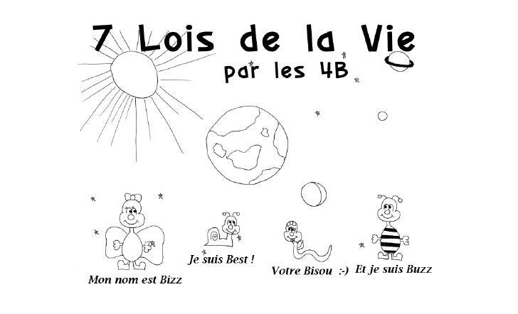 7 Lois Universelles de la Vie