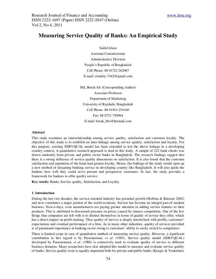 Research Journal of Finance and Accounting                                                       www.iiste.orgISSN 2222-16...