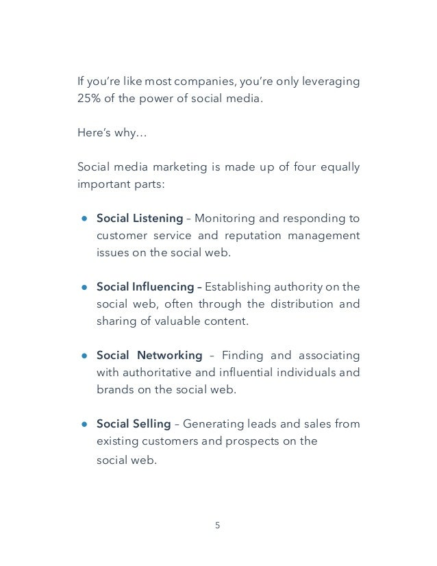 7 minute social media marketing audit Slide 2
