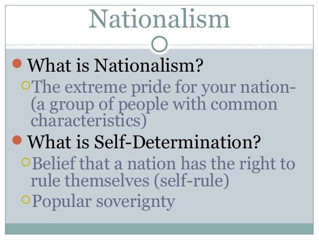 what is nationalism 44 nationalism, patriotism, and group loyalty although granting that nationalism is a political, economic, and sociological phenomenon, it becomes a social.