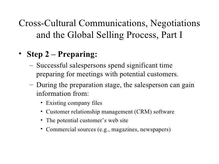 negotiation 19