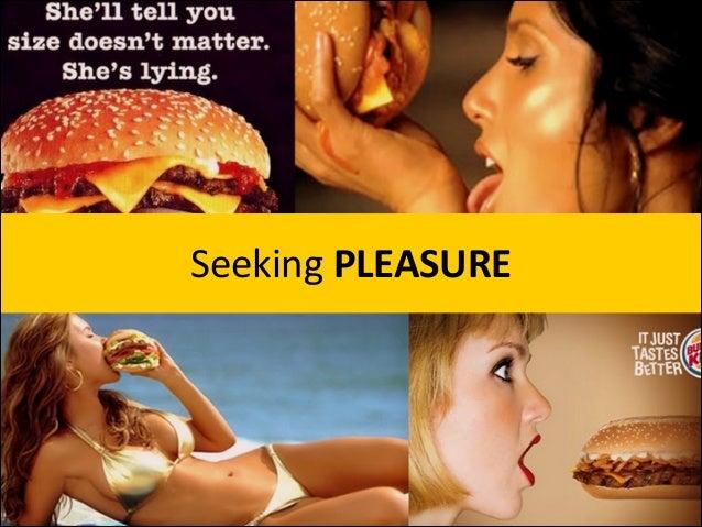 Seeking  PLEASURE