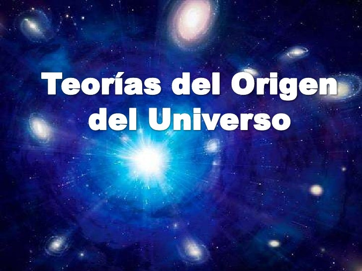 1. El Big Bang