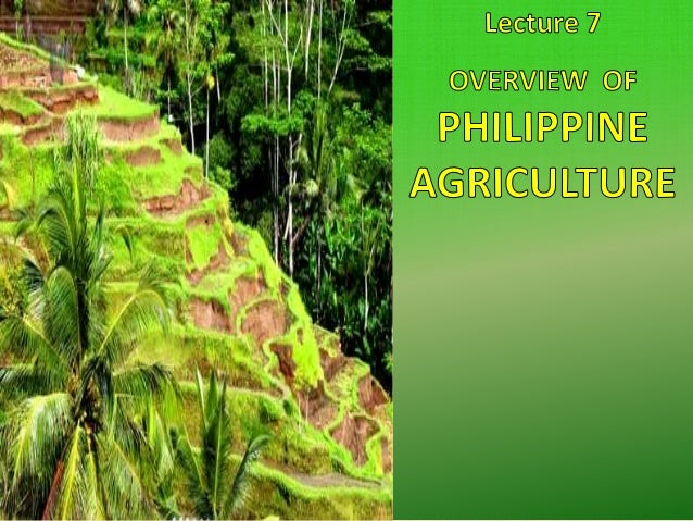 The Philippines, one of the  largest island-groups in the world  with over 7,100 islands and a  wealth of natural resource...