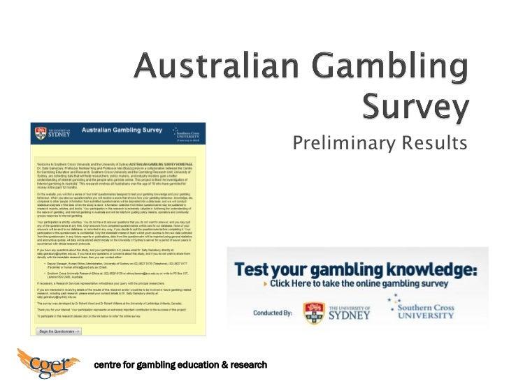 Online gambling research popular casino card games