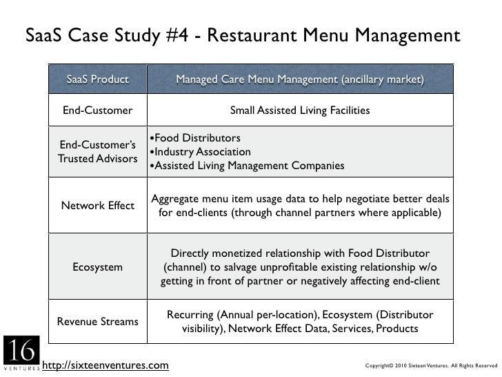 SaaS Case Study #6 - Treasury Management       SaaS Product                      Treasury & Cash Management      End-Custo...