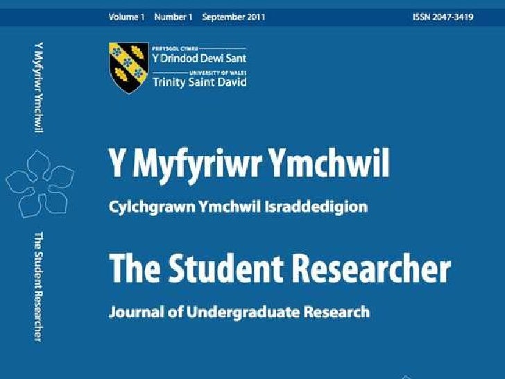 The Student Researcher: A Journey
