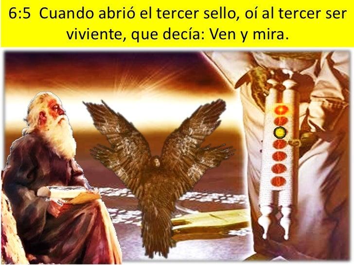 6:8 Miré, y he aquí un caballo amarillo, y elque lo montaba tenía por nombre Muerte, y el              Hades le seguía;