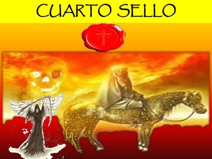 6:9 Cuando abrió el quinto sello, vi bajo el altar lasalmas de los que habían sido muertos por causa de la   palabra de Di...